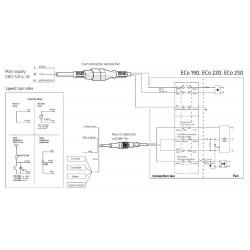VILPE® XL ECo 250P/200/500 Stoginis ventiliatorius