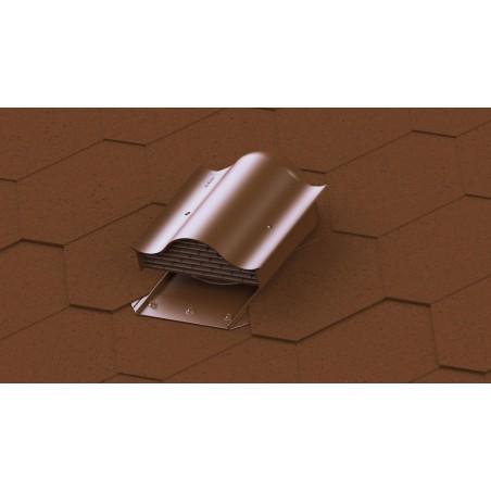 VILPE® KTV Huopa stogo ventiliacinė čerpė