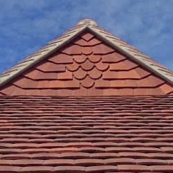 HERITAGE stogo čerpė istoriniai pastatai