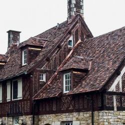 Heritage Settler čerpė stogas