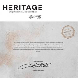 Heritage Settler čerpė garantija