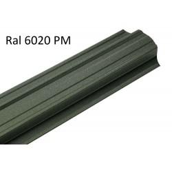 RAL 6020 POLYMAT Tamsiai žalia
