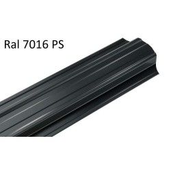 RAL 7016 POLY Antracitas