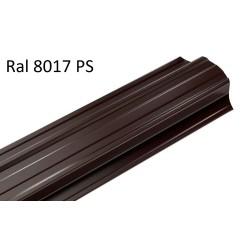 RAL 8017 POLY Šokoladinė