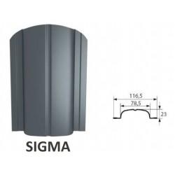 Tvoralentė Sigma
