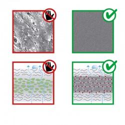 Monolitinė difuzinė membrana