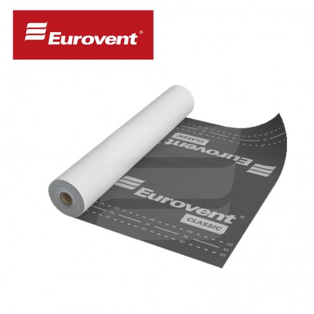 Eurovent difuzinė stogo plėvelė