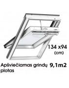 Matmenys  134 x 98 cm