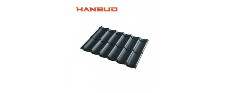 HANBUD čerpės imitacijos stogo danga
