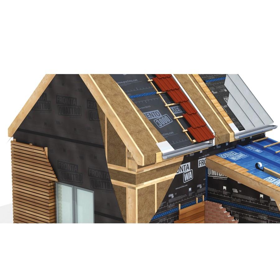 Vėjo izoliacinės (fasadinės) plėvelės
