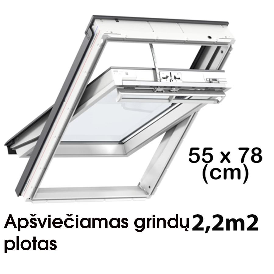 Matmenys  55 x 78 cm